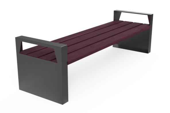 Alea Backless Bench 1