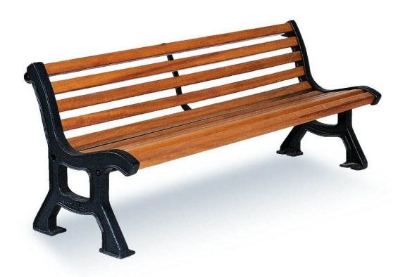 edinburgh timber park benches