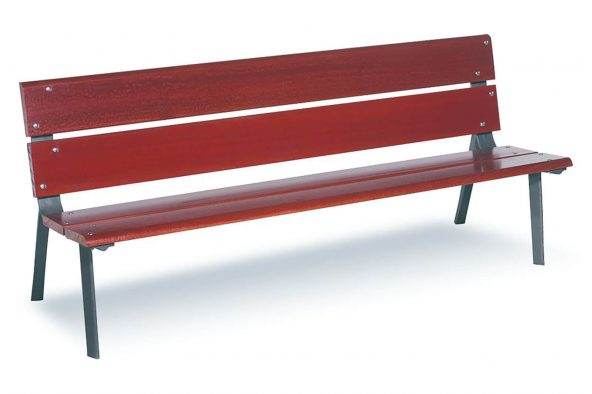 europe timber park benches
