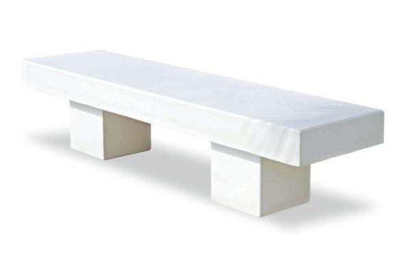 dolmen concrete park benches