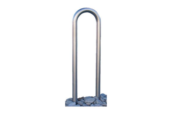 hoop stainless bike stands