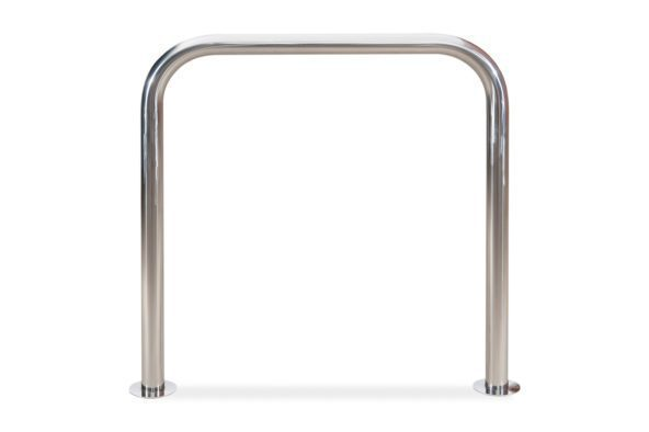 barcelona stainless bike rack