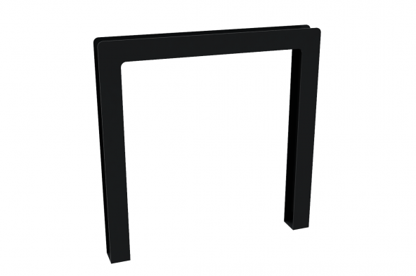 Carters Bike Rack Black