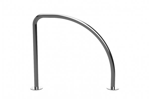 Charleston Bike Rack Ss1