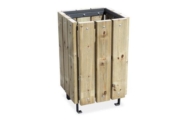 canada pino rubbish bins