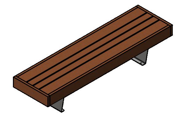 Liffiton Bench 2M