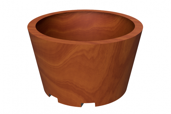 Terrassa Conical Plant Pot 1