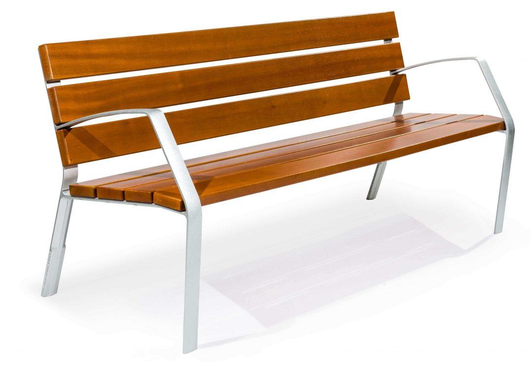 modo10 timber park benches