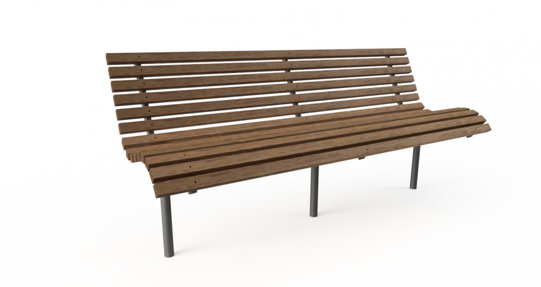 Madera Timber park benches