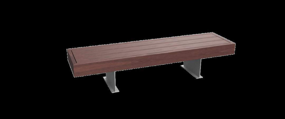 salou timber park benches