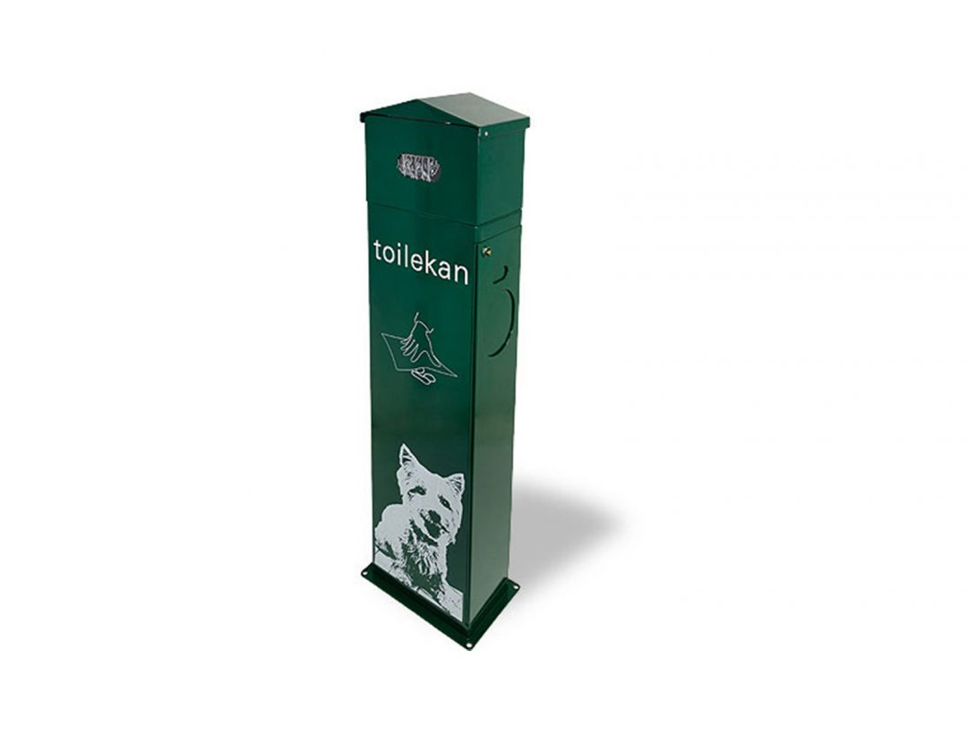 Toilekan Dog Bag Dispenser