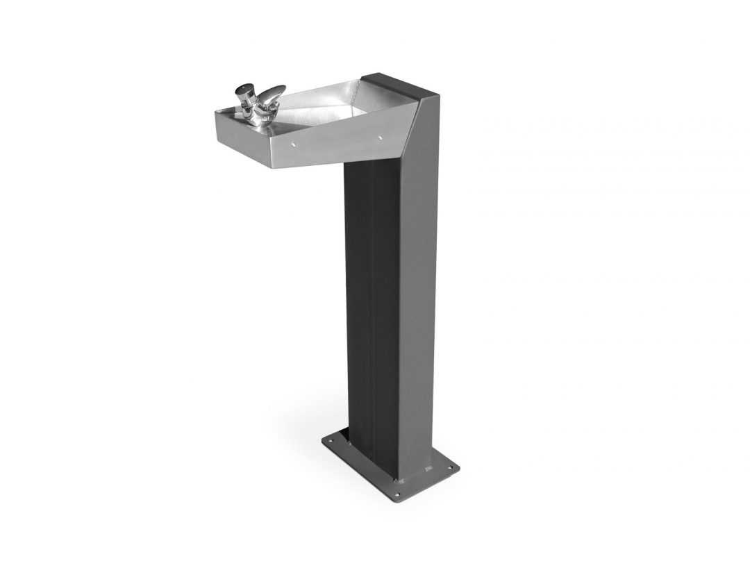 minus simple drinking fountain