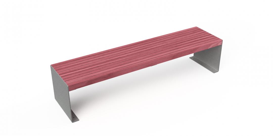 Heaphy Bench 1