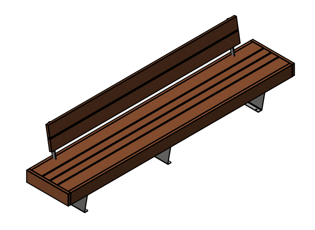 Liffiton Bench Seat 3M