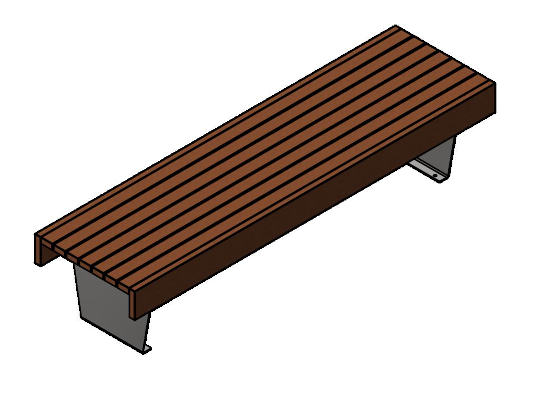 Liffiton Lux Bench 2M