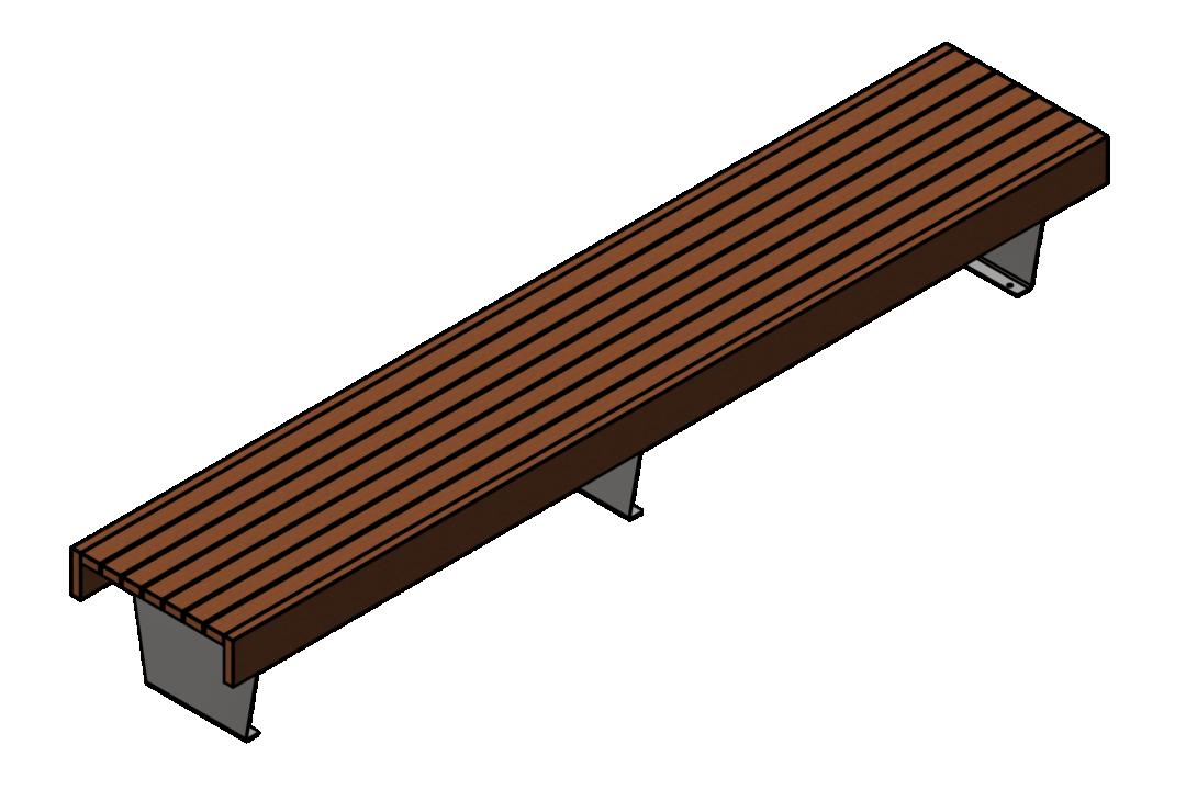 Liffiton Lux Bench 3M