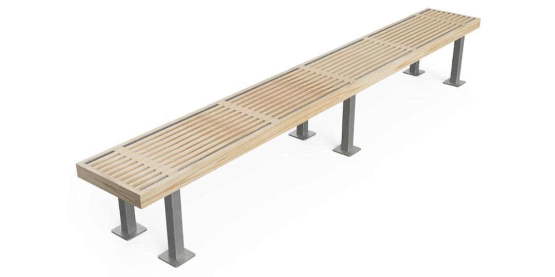 Rochfort Slat Bench Fl90 1