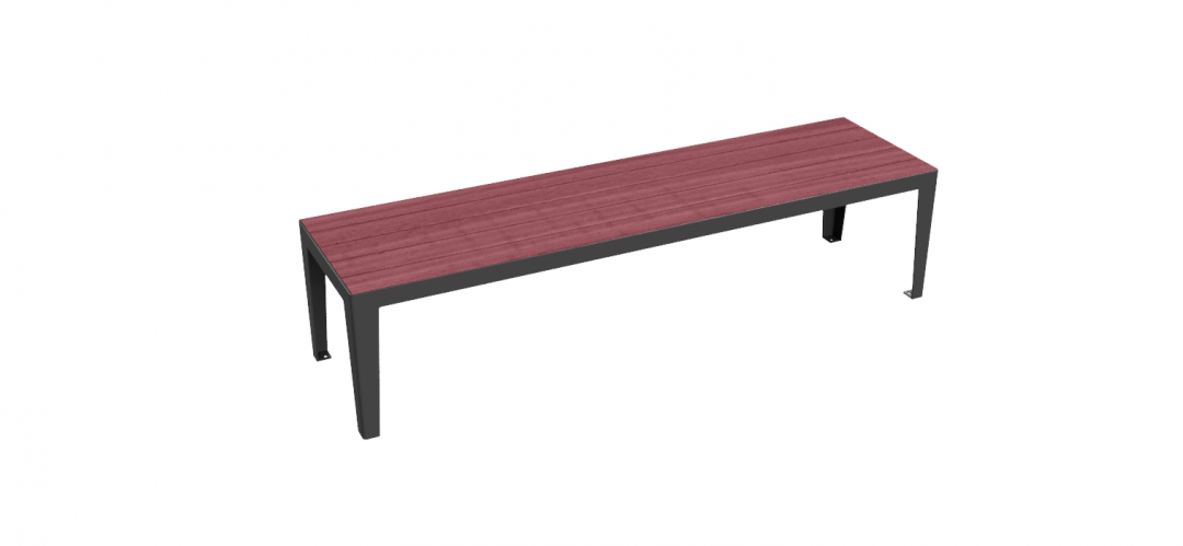 Te Kuha Bench Ph90X40