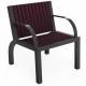 Minim Chair With Armrest 1